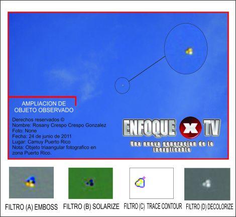 Nave Triangular en Moca PR
